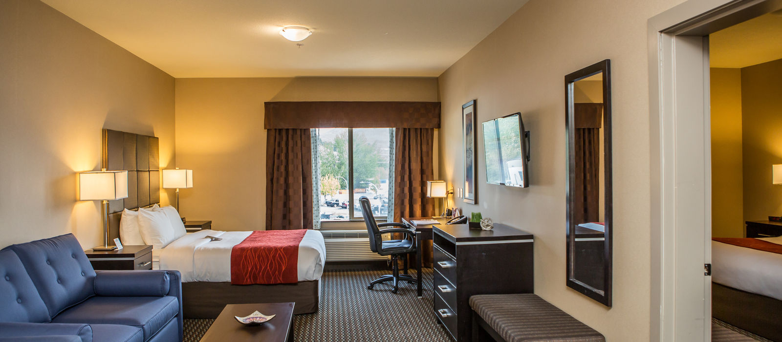 Comfort Suites Guest Rooms