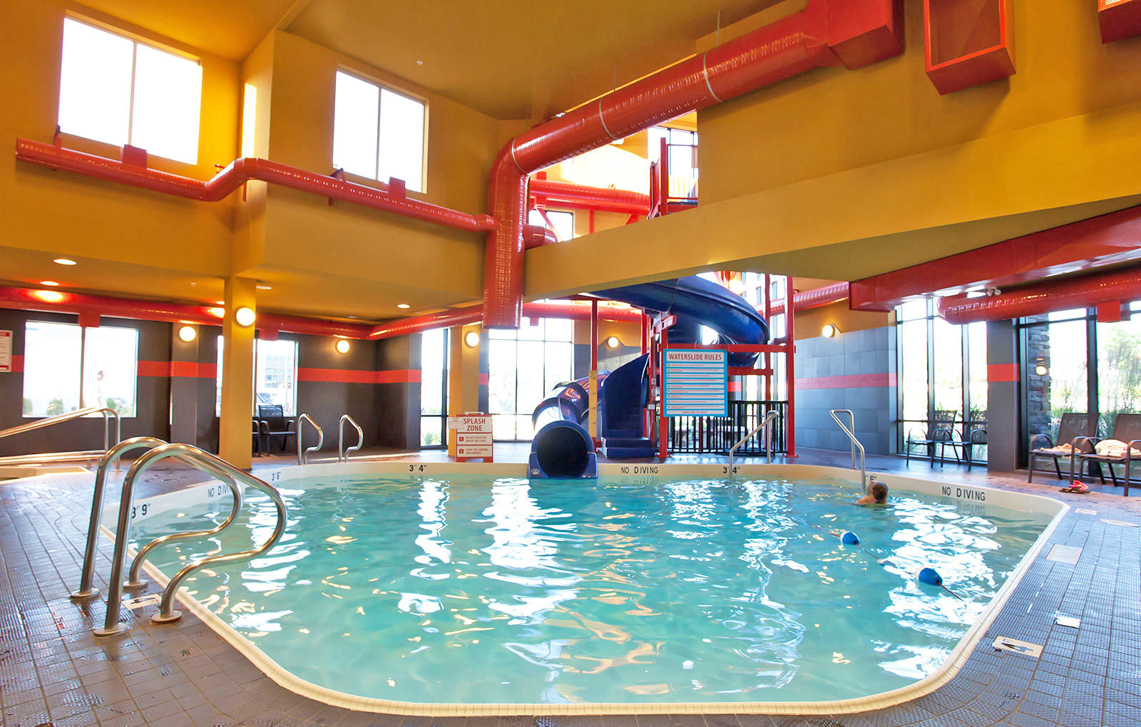 Keep the kids entertained for hours by looking for one of the best hotels in Kelowna with indoor pool and waterslide.